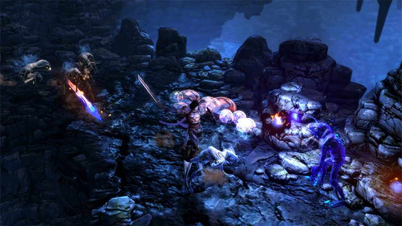 Dungeon Siege 3 Screenshot - Darkness