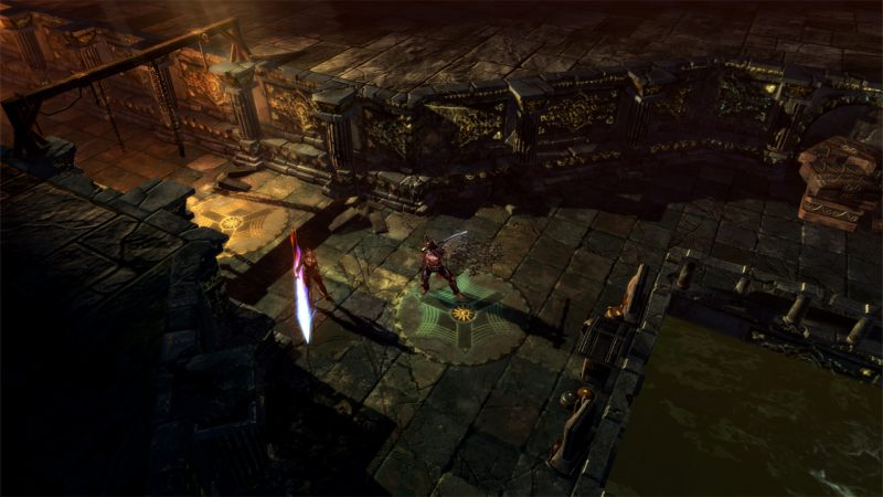 Dungeon Siege 3 Screenshot - Duel