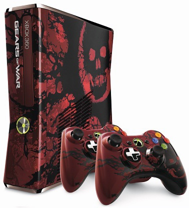 Xbox 360 320GB Gears of War 3 Console