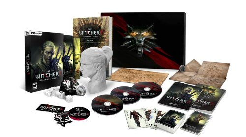 Witcher 2 Collector's Edition Content