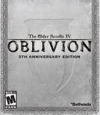 Oblivion 5th Anniversary Edition Box Art