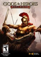 Gods & Heroes: Rome Rising Box Art