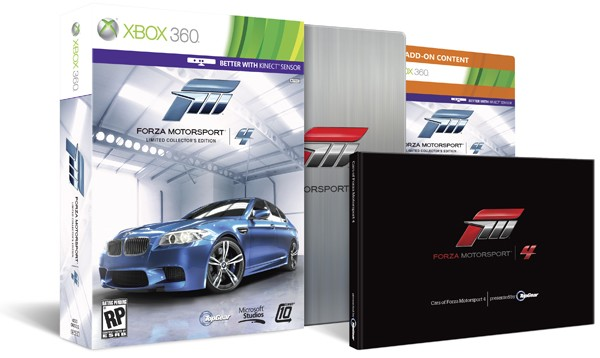 Forza Motorsport 4 - Limited Edition