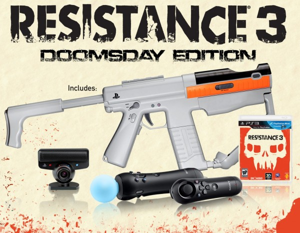 Resistance 3 - Doomsday Edition