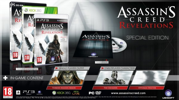Assassins Creed: Revelations - Special Edition