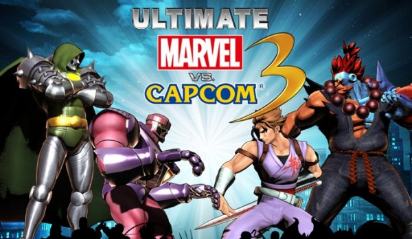 Ultimate Marvel vs Capcom 3 - New Age of Heroes Costumes