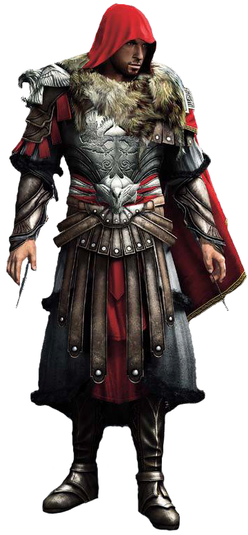 assassin�s creed revelations � armor of brutus