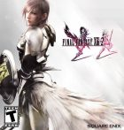 Final Fantasy XIII-2 Box Art