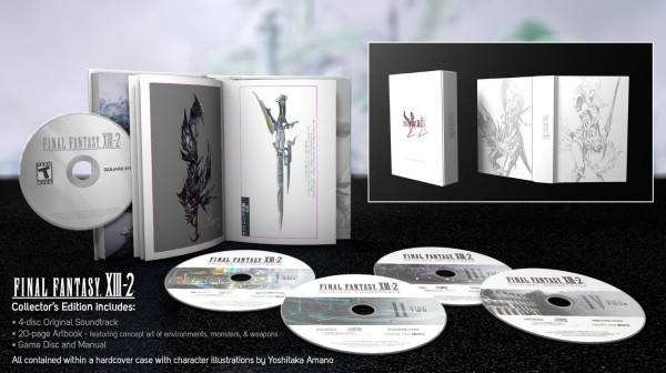 Final Fantasy XIII-2 - Collector's Edition