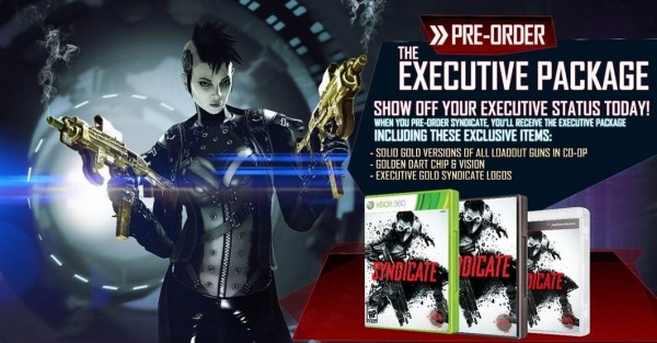 Syndicate - Executive Package