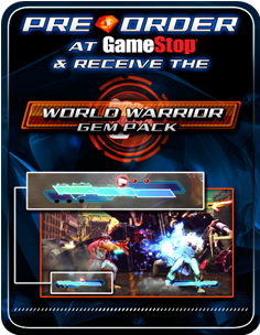 Street Fighter X Tekken - Gamestop Bonus