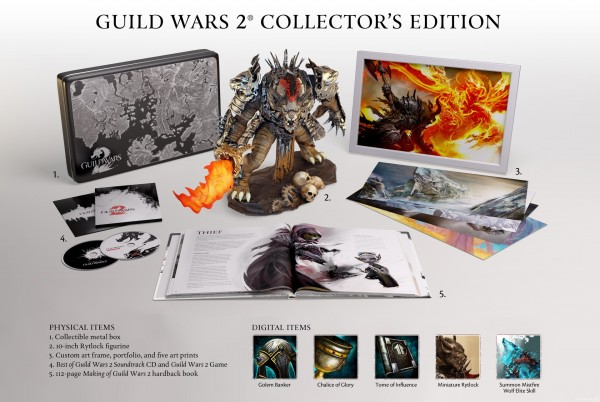 Guild Wars 2 - Collector's Edition