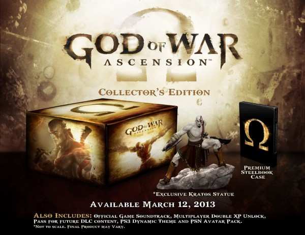 God of War Ascension - Collectors Edition