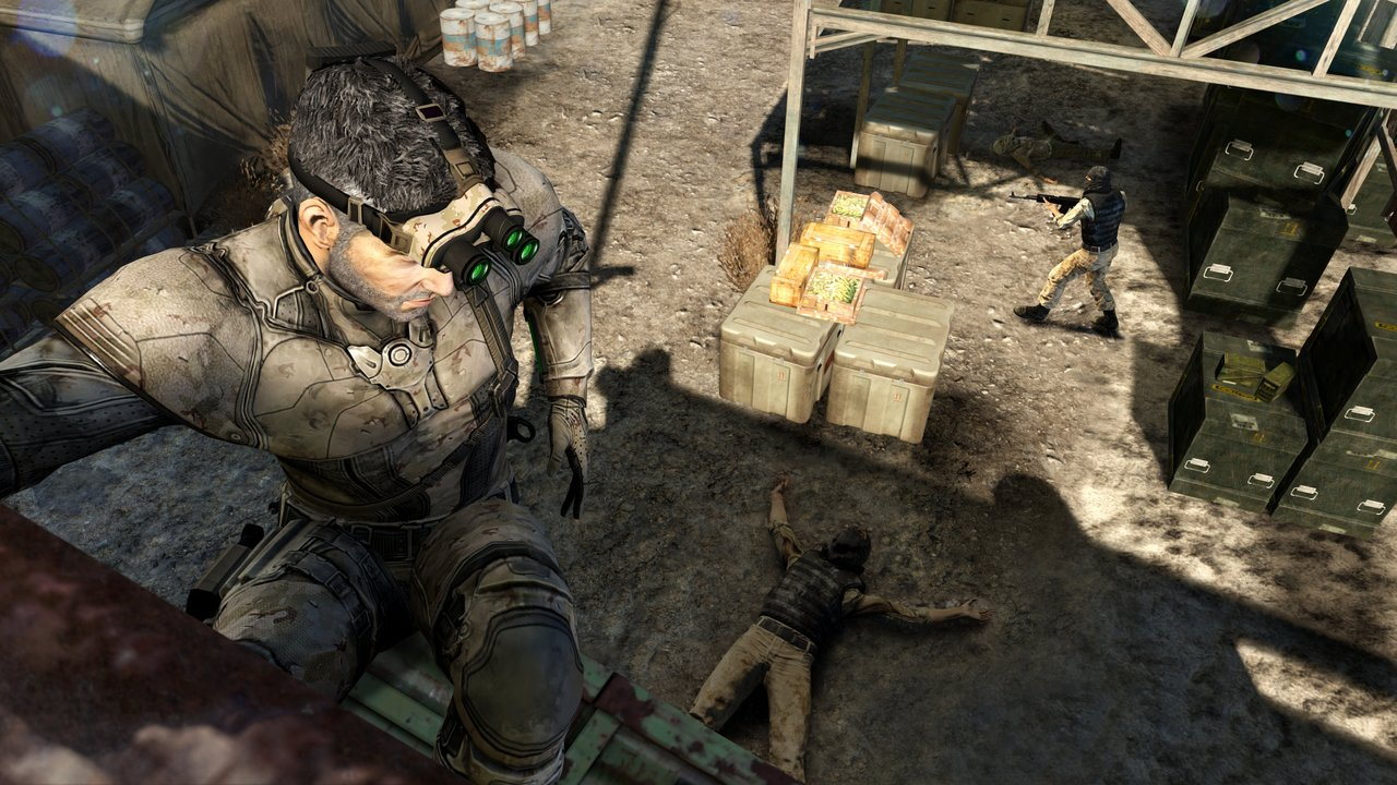 how to start a coop game in splinter cell blacklist