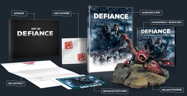 Defiance Collectors Edition
