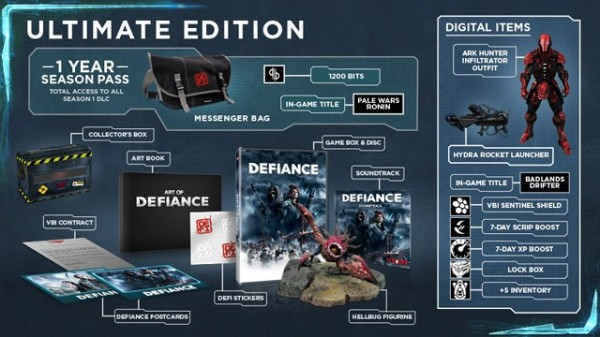 Defiance Ultimate Edition