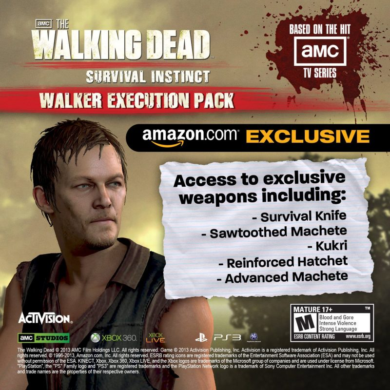 Walker Execution Pack