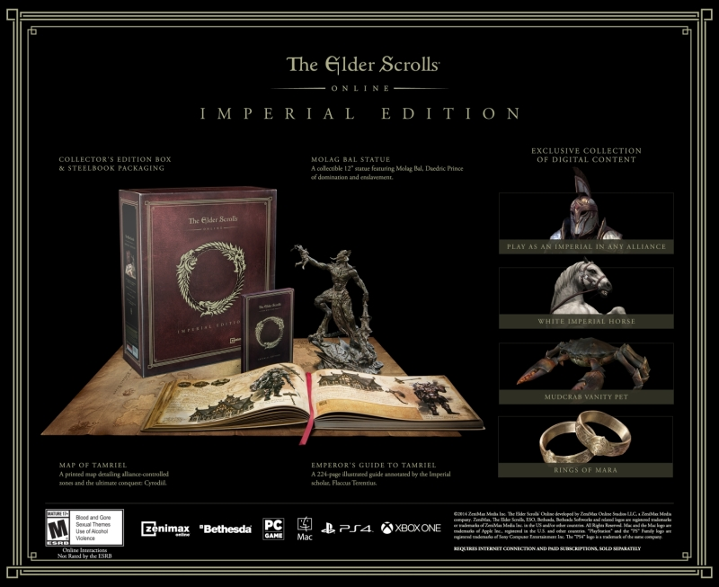 ESO Imperial Edition