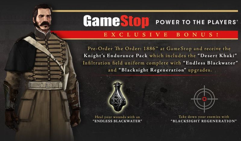 The Order 1886 Knights Endurance