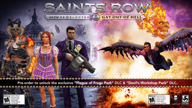 Plague of Frogs and Devils Workshop