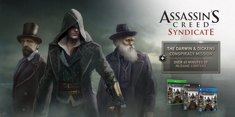 Assassin S Creed Syndicate Pre Order Bonuses Game Preorders