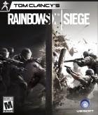Tom Clancy's Rainbow Six Siege Box Art