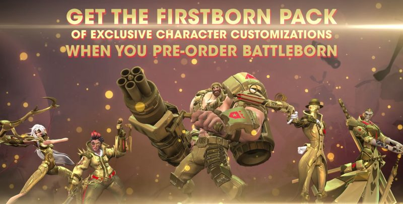 Firstborn Pack Gold Skins