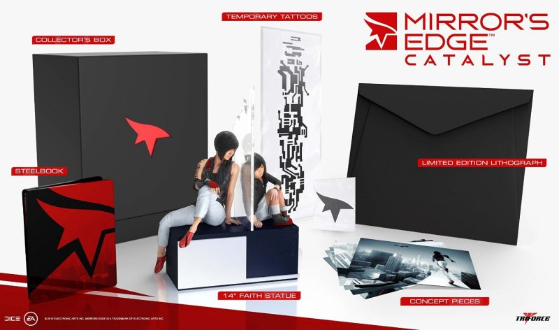 Mirrors Edge Catalyst CE