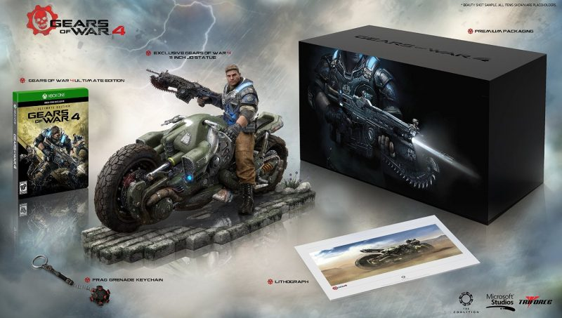 GoW4 Collectors Edition