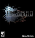 Final Fantasy XV Box Art