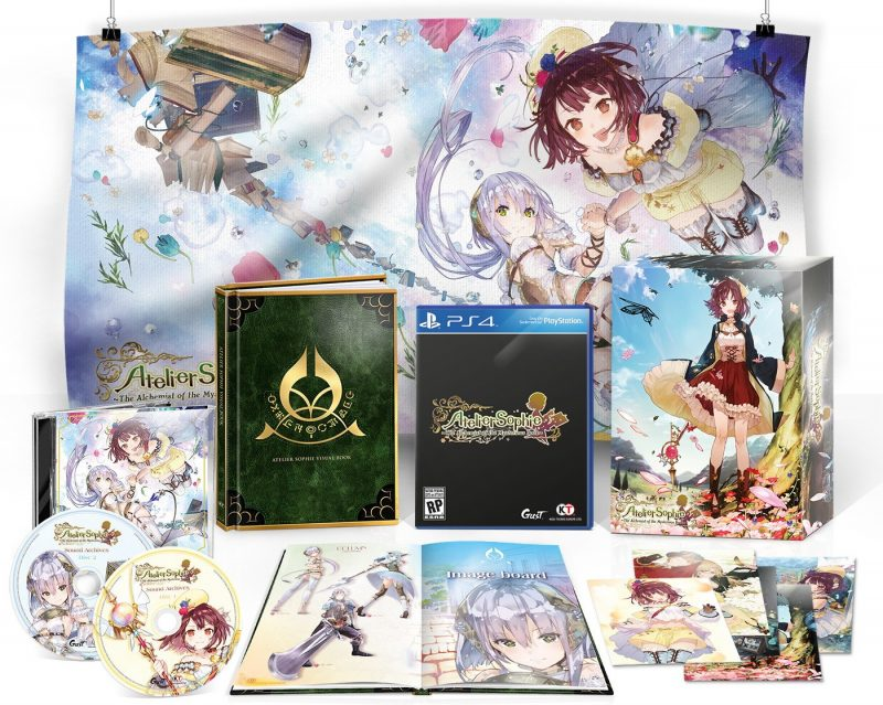 Atelier Sophie Limited Edition