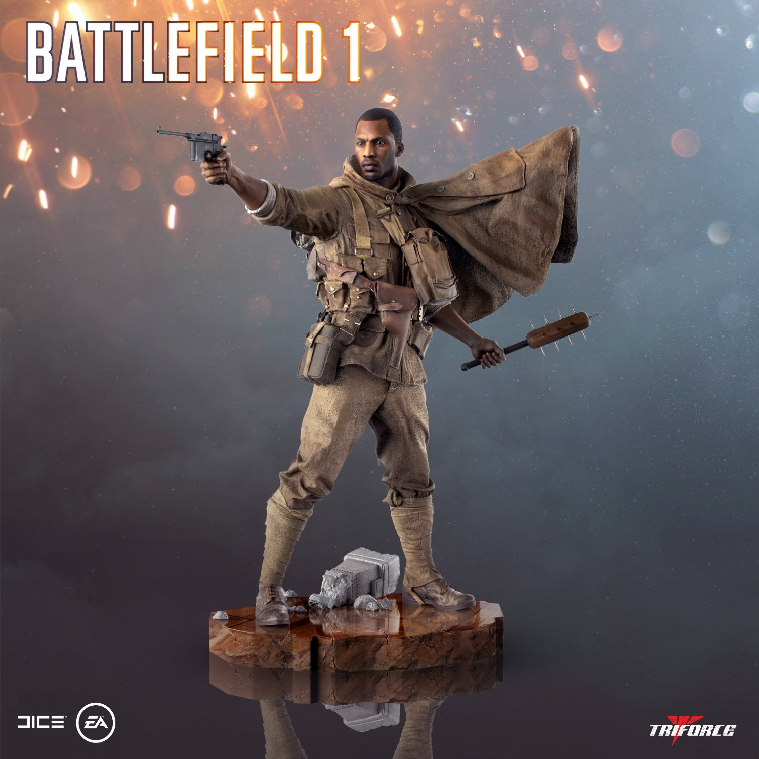 Battlefield 1 Collector S Edition Statue Game Preorders