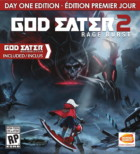 God Eater 2: Rage Burst Box Art