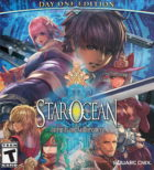Star Ocean: Integrity and Faithlessness Box Art