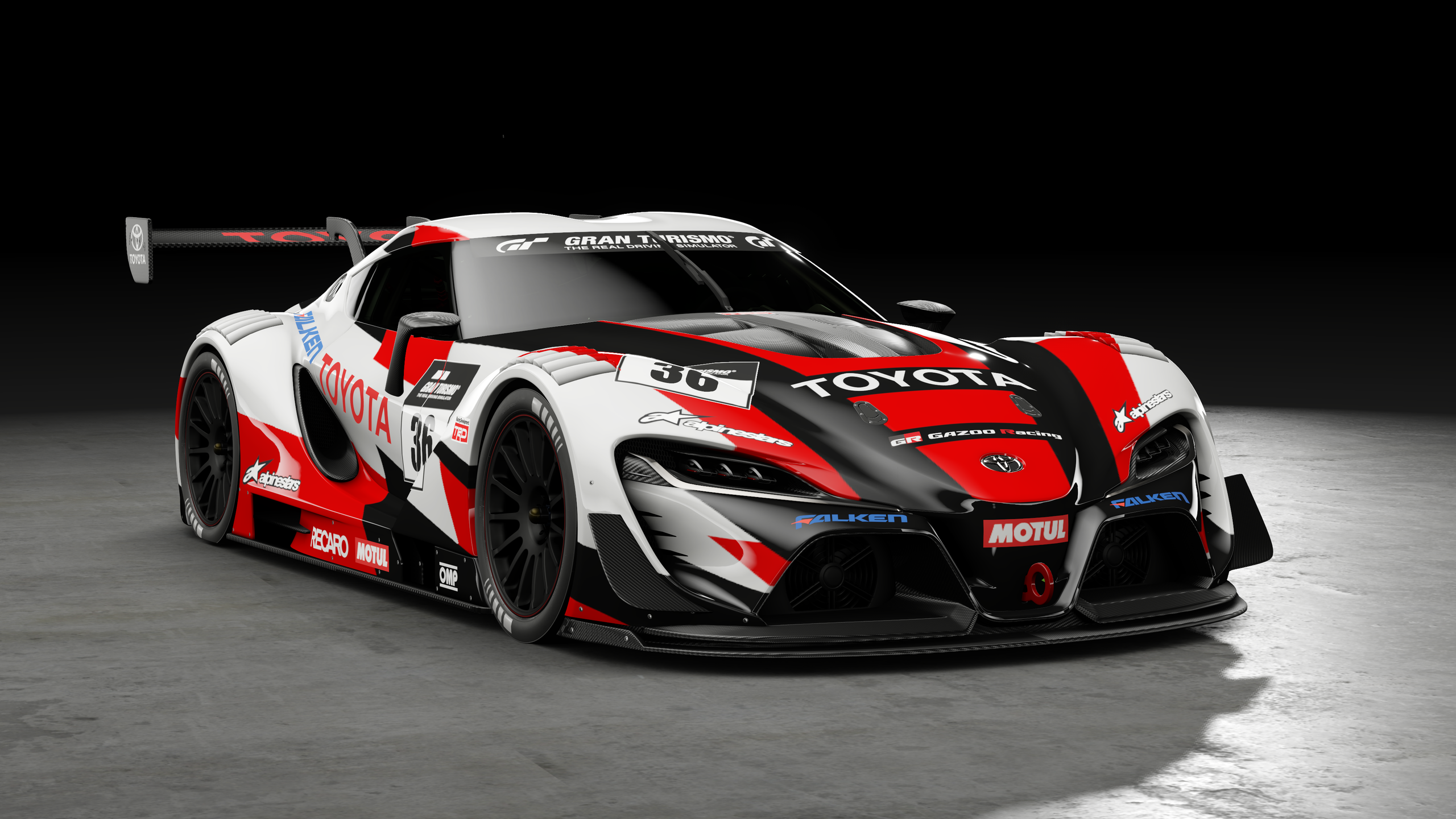 Toyota Ft 1 >> GT Sport – Toyota FT-1 Vision GT Group 3 | Game Preorders
