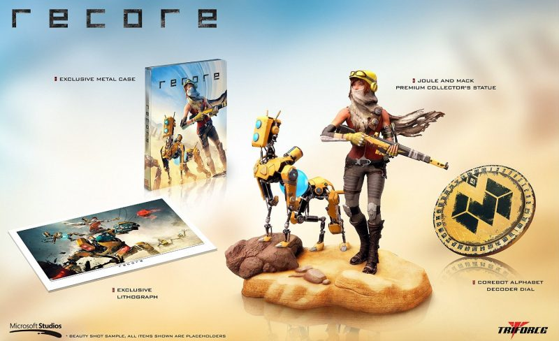 ReCore Collectors Edition