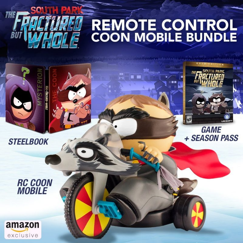 South Park: The Fractured but Whole - Remote Control Coon Mobile Bundle