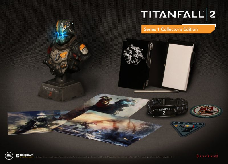 Titanfall 2 Series 1 Collectors Edition