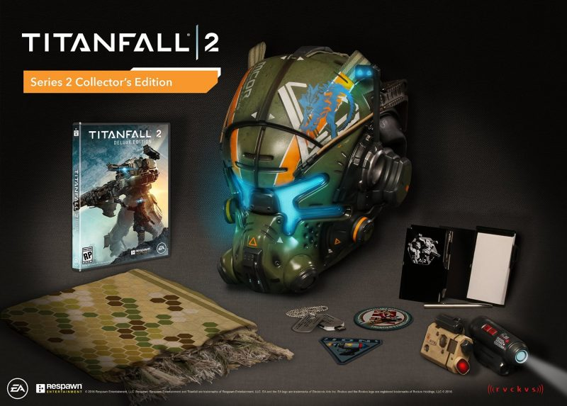 Titanfall 2 Series 2 Collectors Edition