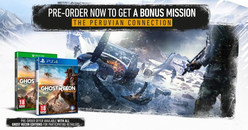 Ghost Recon Wildlands The Peruvian Connection