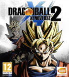 Dragon Ball: Xenoverse 2 Box Art