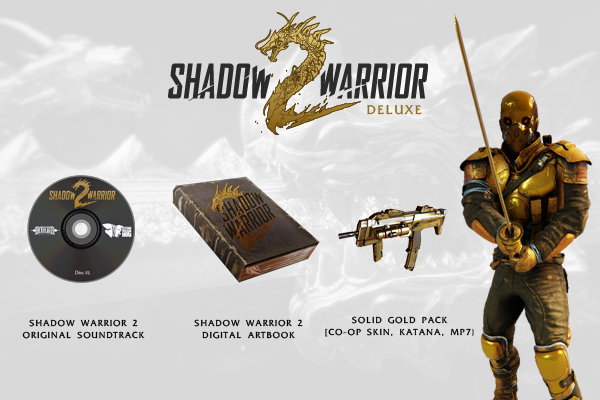 Shadow Warrior 2 Deluxe Edition