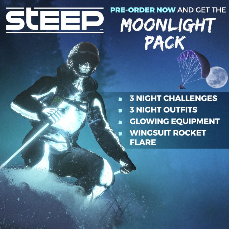 Steep Moonlight Pack