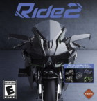 Ride 2 Box Art