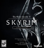 The Elder Scrolls V: Skyrim - Special Edition Box Art