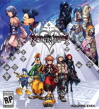 Kingdom Hearts HD 2.8 Final Chapter Prologue Box Art