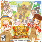 Story of Seasons: Trio of Towns Box Art