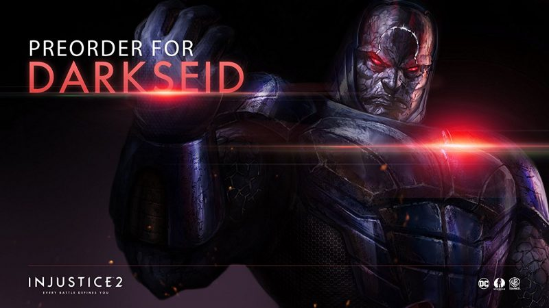 Injustice 2 - Darkseid