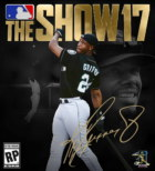 MLB The Show 17 Box Art