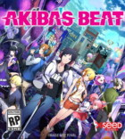Akiba's Beat Box Art
